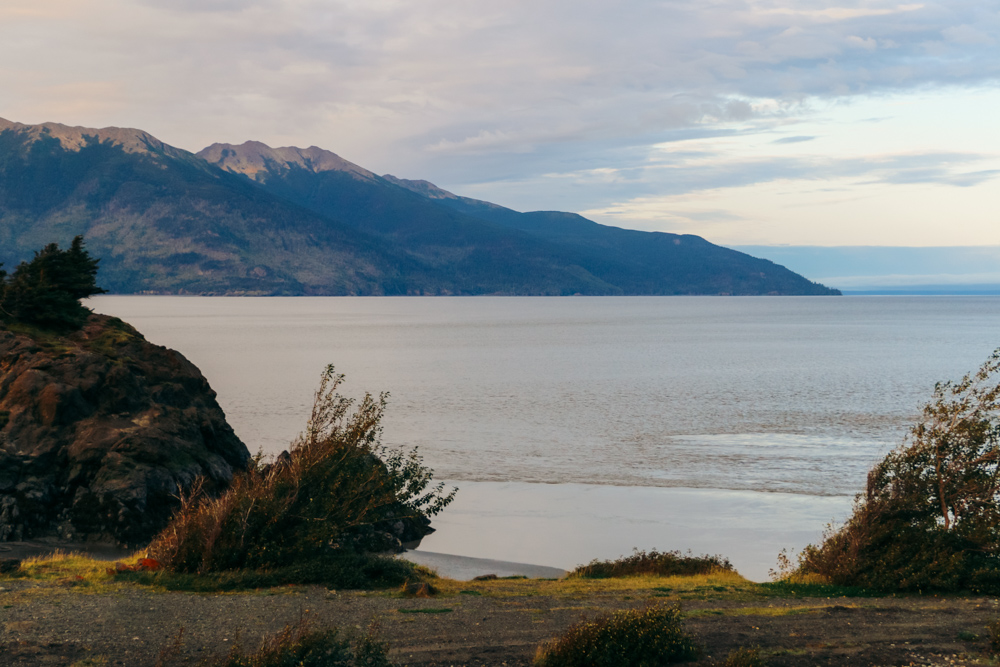 Anchorage -   Seward Road Trip - Roads and Destinations