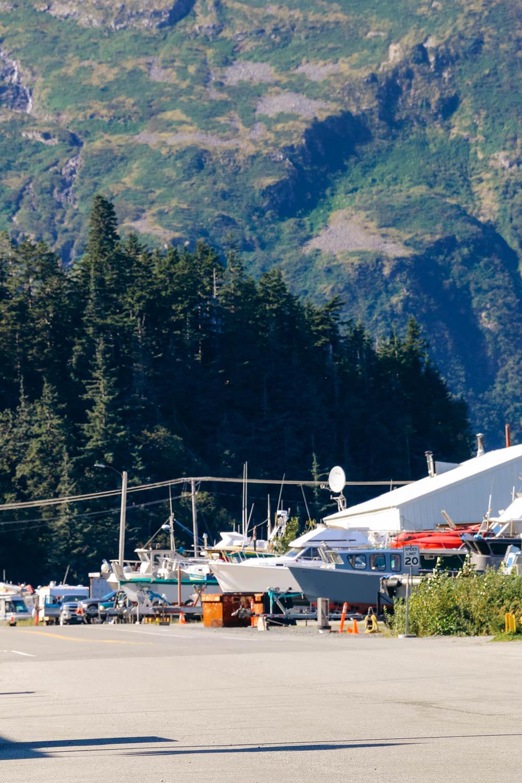 Whittier, Alaska - Roads and Destinations