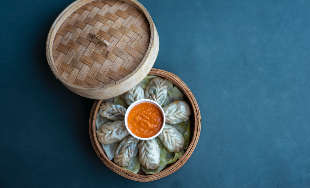 Nepali momos at home - Roads and Destinations