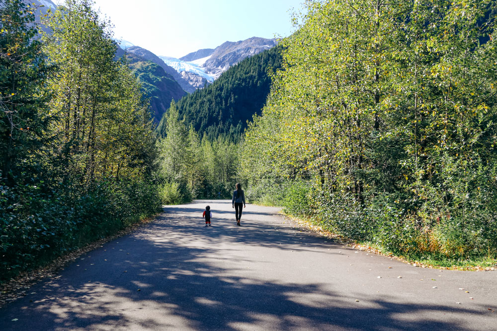 Visiting Williwaw Campground - Roads and Destinations