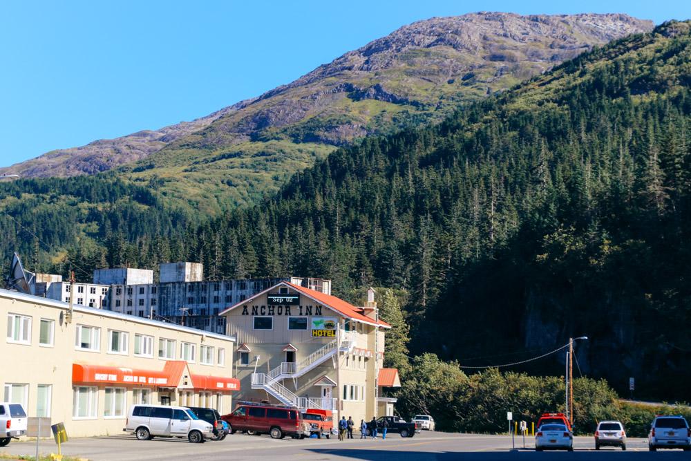 Whittier Itinerary, Alaska - Roads and Destinations
